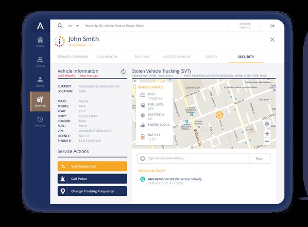 asure service delivery portal